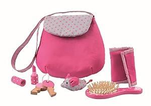Egmont Toys- Bolso con Accesorios, Color fúcsia y Gris (E150405)