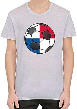 Panama Football T Shirt For Men Custom Printed Tee 100