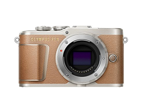 Olympus PEN E-PL9 (Body) Brown
