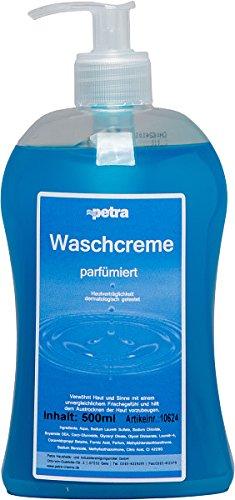 Cremeseife Pumpflasche 500ml (2er Pack, Meeresbrise)