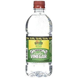 Tropical Sun Distilled Vinegar 568 ml (Pack of 12)