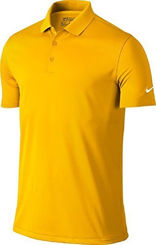 Nike Victory Solid Polo pour Homme L Game Royal/Blanc