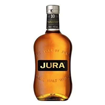 70cl The Isle Of Jura 10 Year Old Single Malt Whisky
