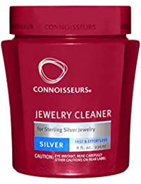 Connoisseurs Silver Jewellery Cleaner CONN773