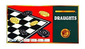 Halsall - Traditional Draughts