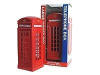 Cornice in plastica con parti in metallo salvadanaio telefonoDimensione:16centimetri (H) x 5centimetri (w) x 5cm (d)