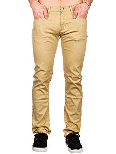 Emerica Hsu Saratoga Jeans pour Caqui (Khaki)