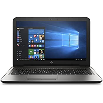 HP 15-AY079TX 15.6-inch Laptop (Core i3-5005U/8GB/1TB/Windows 10 Home/2GB Graphics), Turbo Silver