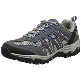 Hi-Tec Jaguar Womens Low Rise Hiking Boots 11