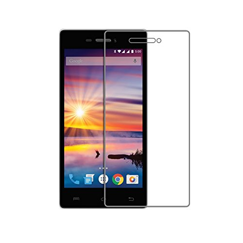 Glass Pro+ 9H Hardness Screen Protection / Protector / Tempered Glass for Lava Flair Z1  available at amazon for Rs.149