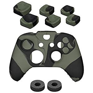 NITHO XB1 GAMING KIT CAMO – Set of enhancers for XB1 controllers