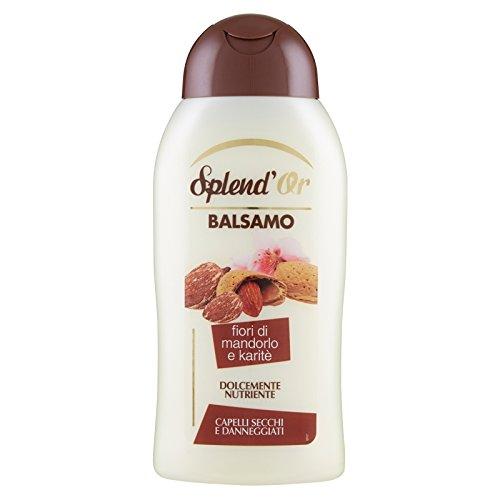 Splend'or Balsamo Fiori Di Mandorlo E Karitè Capelli Secchi E Danneggiati 300 ml