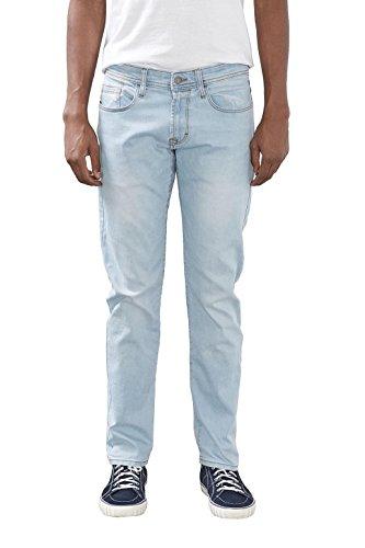 edc by Esprit 027cc2b007, Jeans Homme Bleu (Blue Bleached)