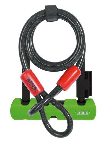 Abus 410 / 150HB180 + SH34 + COBRA 10 / 120 Anti-theft, Green, HB180