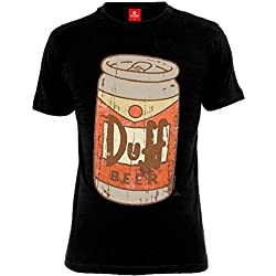 Camiseta Duff Beer The Simpsons