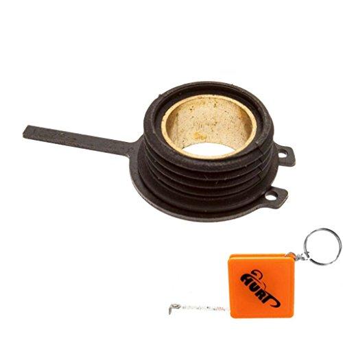 HURI Schnecke für Ölpumpe passend für STIHL 024 026 AV Ölschnecke Antrieb Ölpumpe MS240 MS260