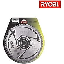 Ryobi SB254T48A1 - Hoja para sierra ingletadora (48 dientes, 254mm)
