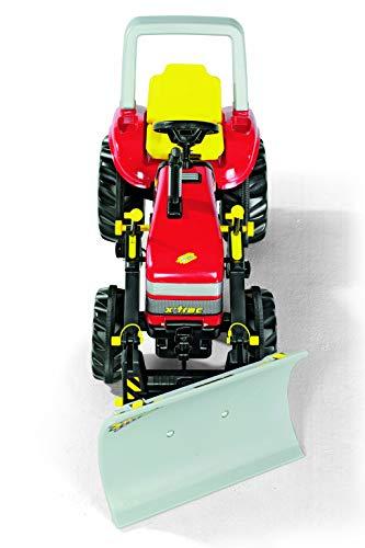 Rolly Toys 409617 rollySnow Master Planierschild für Traktor rollyJunior, rollyFarmtrac, rollyFarmtrac Classic, rollyFarmtrac Premium, rollyX-Trac, rollyTruck(Unimog) | Schneeschild Frontanbau - 7
