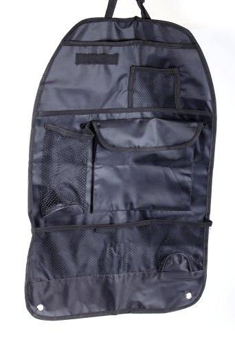 DURAGADGET Rücksitztasche für Kleinteile und Platz für alle Apple iPad Modelle (Mini, Air, Pro, 9,7 Zoll, 12,9 Zoll, 2, 3, 4) - 2 Cellular Mini 128 Gb Ipad