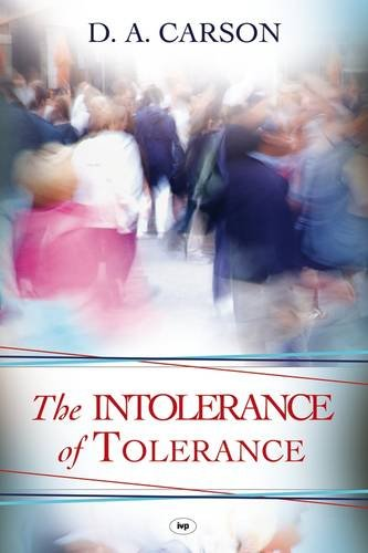 The Intolerance of Tolerance Cover Image