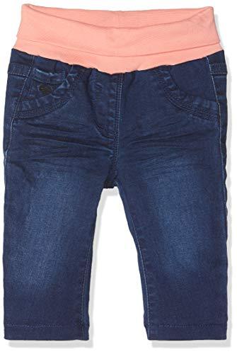 s.Oliver Baby-Mädchen Jeans 65.811.71.3259, Blau (Blue Denim Stretch 57z8), 62