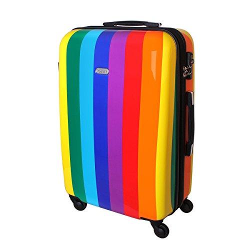 xl hartschalen reise koffer trolley tsa 80 liter. Black Bedroom Furniture Sets. Home Design Ideas