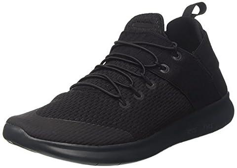 Nike Herren Free RN Cmtr 2017 Laufschuhe, Nero (Black/Black/Dk Grey/Anthracite), 42 EU