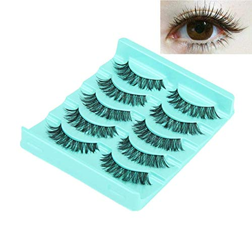 newest-natural-look-false-eyelashes-5-paia-naturali-spessi-ciglia-finte-falso-3d-cross