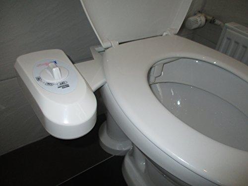 WC Dusche MIuWARefresh Bidet 1100 Funktion Intimpflege Taharet