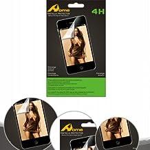 Pcmoviles -- 2x Protectores de pantalla Transparentes para HUAWEI ascend P2