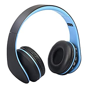 Lovejoy Store Over-Ear-Bluetooth-Kopfhörer, 4.2, 160 Stunden Geräuschunterdrückung, kabellos, LED-Anzeige, Bluetooth…