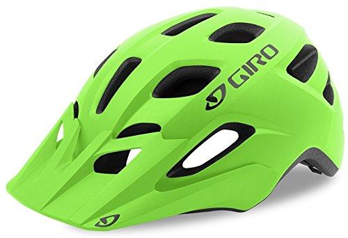 Giro Tremor Fahrradhelm, Bright Green, 50-57 cm