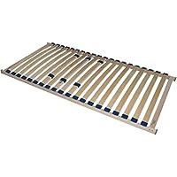 Lattenrahmen 90*200 cm Lattenrost 20 Federholzleisten inkl Härtegradverstellung für Kinderbetten Jugendbetten Jugendzimmer Schlafzimmer preisvergleich bei kinderzimmerdekopreise.eu