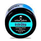 UrbanGabru Insta Glow Fairness Cream with Anti pimple and SPF 50 - No
