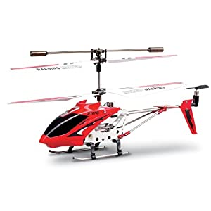 Syma S107 3.5 Channel RC Helicopter with Gyro for Kids Toys Gift
