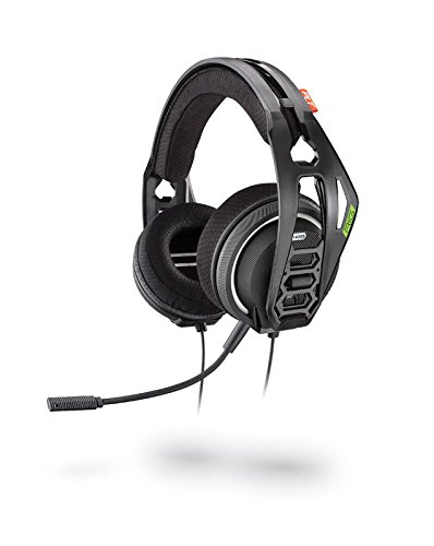 Plantronics Rig 400HX, Gaming Headset für Xbox One, Schwarz (Xbox-mmo-games)