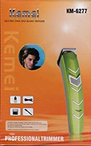 Kemei Rechargeable Trimmer & Shaver for Men Hair Trimmer Beard Trimmer Moustache Trimmer KM-6277