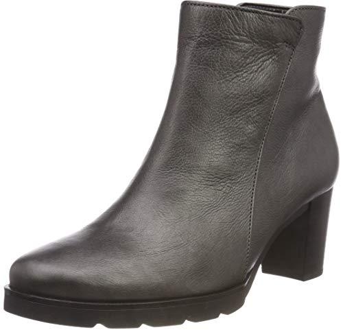 Gabor Shoes Damen Basic Stiefeletten, Grau (Grey 29), 39 EU