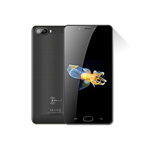 KENXINDA S9 5.5 Pouces 4G Ultra Mince Smartphone, Android 7.0 Téléphone Portable Débloqué, 5000mAh Batterie, Quad Core 1.3GHz...