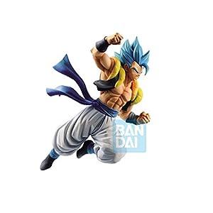 Banpresto-BAN85193 Figura Bandai Dragon Ball Super Saiyan Gogeta Z Battle, Multicolor (85193)