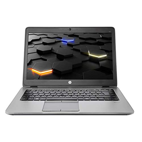 HP EliteBook 840 G1 i5- 4200U, 1,6 Ghz CPU, 8 GB RAM 14 Zoll, 1600x900 Pixel Auflösung,250 GB SSD, Hintergrund-Beleuchtete Tastatur, Windows 10 Professional (Generalüberholt) - Hp-laptop-computer Refurbished