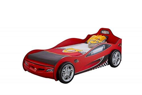 Etagenbett Autobett Bussy Kinderbett : ᐅᐅ】 cilek racecup autobett kinderbett rennfahrerbett rot