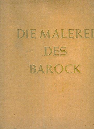 Die Malerei des Barock