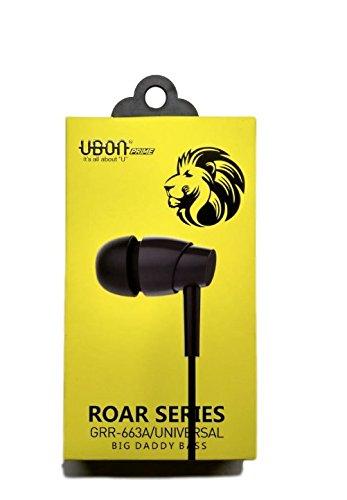 12bedf69c44 Buy Ubon Headphone (Black) Online at Lowest Price in India