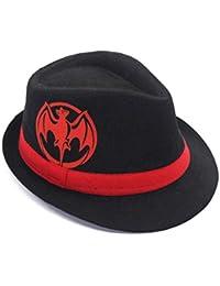 ca78c1c32111d Amazon.co.uk  Black - Panama Hats   Hats   Caps  Clothing