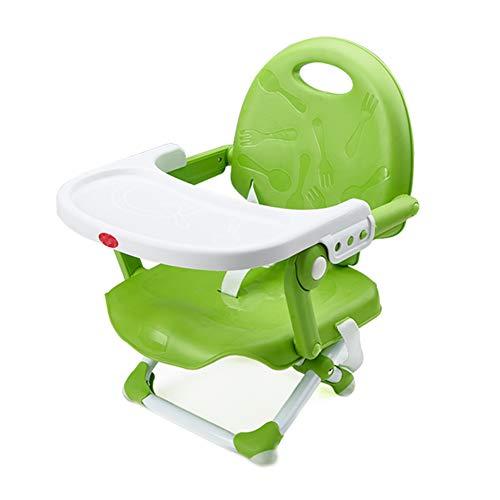 Asiento Elevador para Bebés Space Saver Silla para Niños Plegable Silla De...