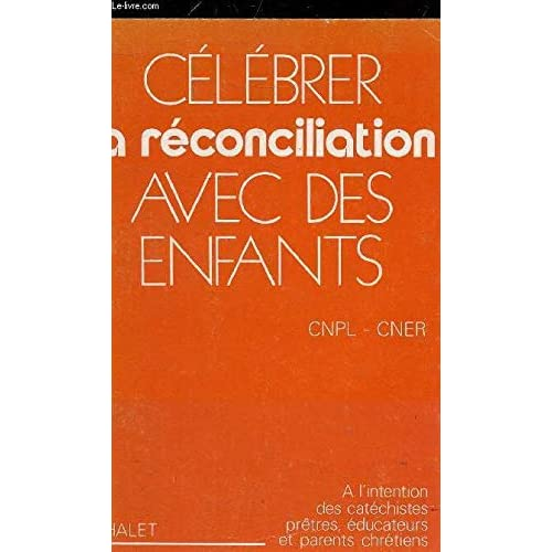 Célébrer la réconciliation avec des enfants