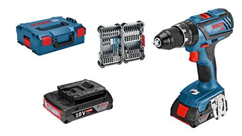 Bosch Professional GSB 18V-28 - Taladro percutor batería