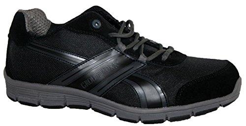 Groundwork , Chaussures de sécurité pour homme Noir