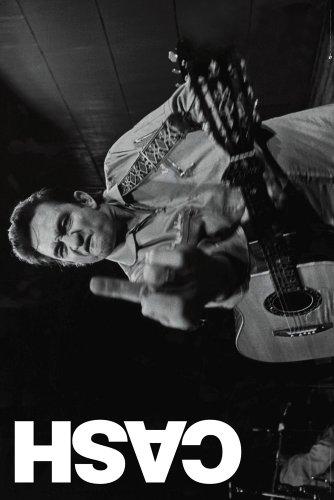 GB EYE LTD Maxi-Poster Johnny Cash, San Quentin, 61 x 91,5 cm